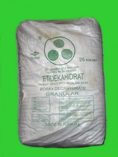 Borak Turki 1 sak 25 kg