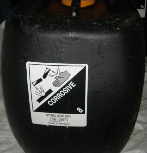 Asam Nitrat Nitric Acid
