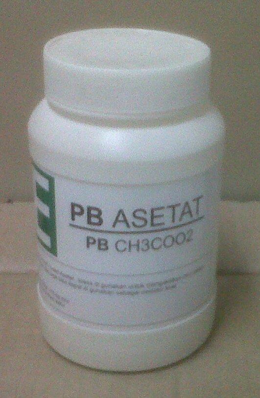 Pb Asetat | intialamkimia.com