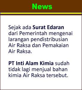 NEWS PT INTI ALAM KIMIA